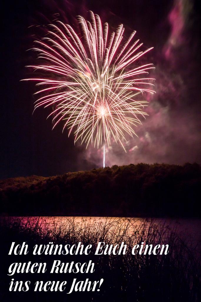 Guten Rutsch und ein frohes neues Jahr! | Wieckhoff Photography