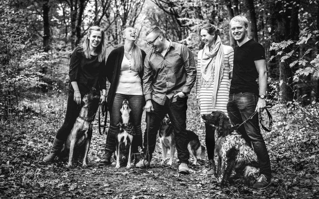 Familienshooting im Ihlwald