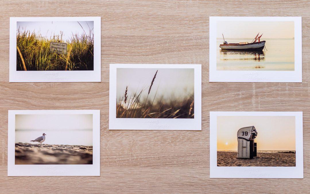 Die ersten Photocards